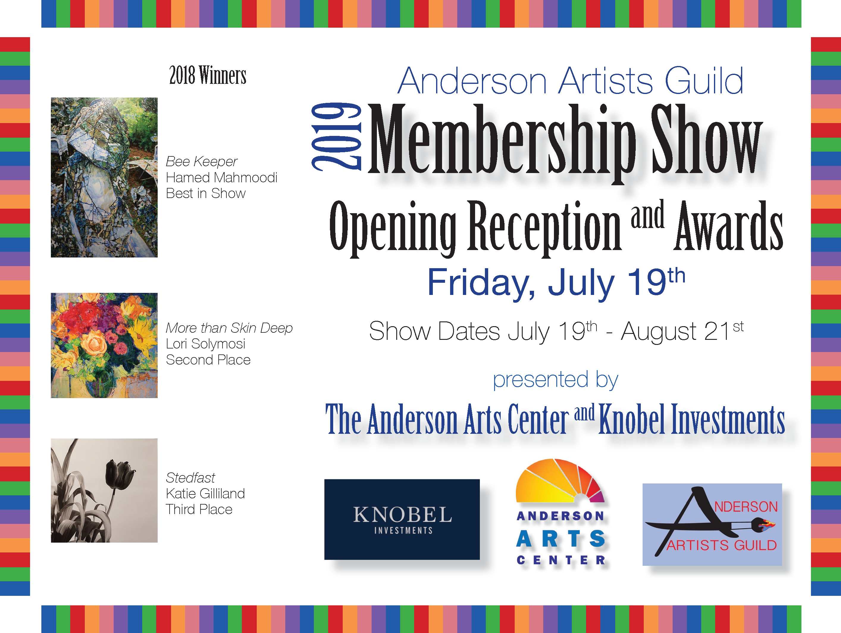 Anderson Arts Center | Create Something