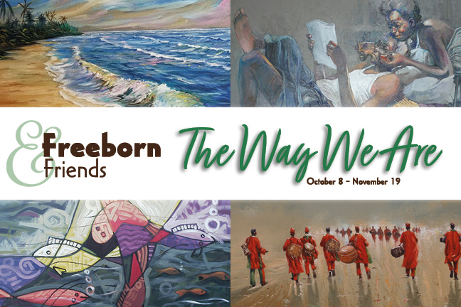 The Way We Are Postcard